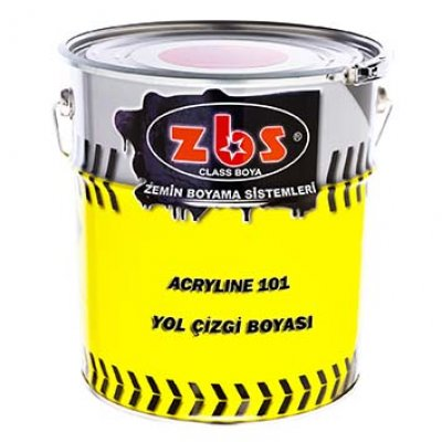 ZBS ACRYLINE 101 ROAD LINE PAINT