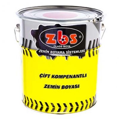 ZBS DOUBLE COMPONENT ROAD AND FLOOR PAINT